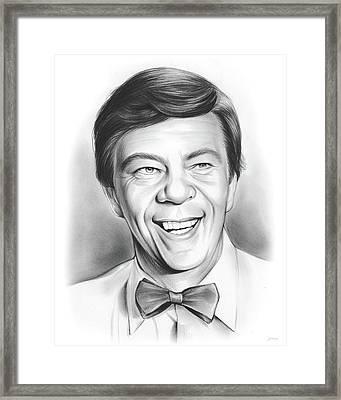 Ike Godsey Framed Print by Greg Joens