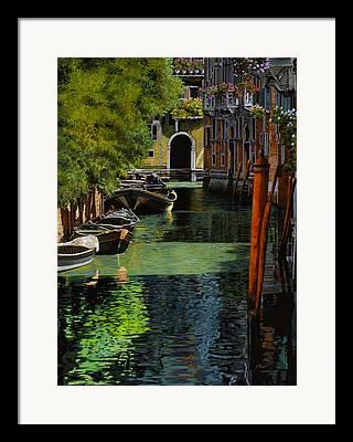 Venezia Framed Prints