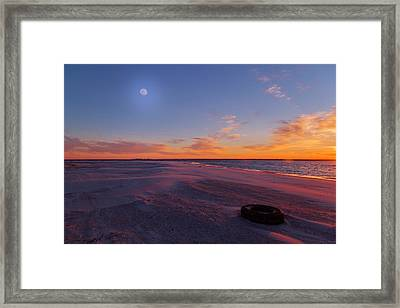 I'll Never Grow Tired Of You Framed Print by Betsy Knapp