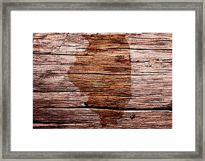 Illinois 4w Framed Print by Brian Reaves