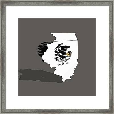 Illinois 6a Framed Print by Brian Reaves