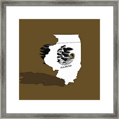 Illinois 6b Framed Print by Brian Reaves