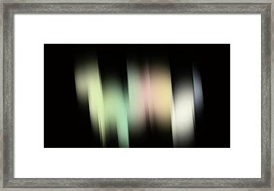Illuminate Framed Print