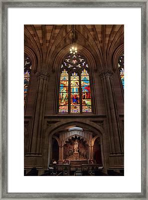 Illuminate Framed Print by Jessica Jenney