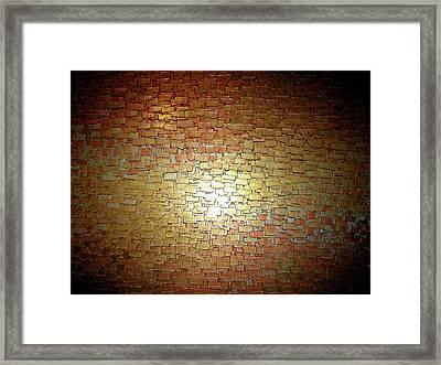 Illuminated Dream Framed Print by Daniel Lafferty