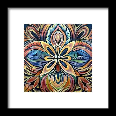 Organic Framed Prints