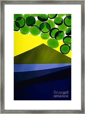 Illuminations 82 Framed Print