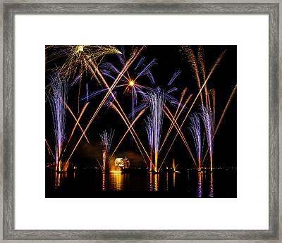 Illuminations Framed Print by Jason Baldwin - Shared Perspectives Photography