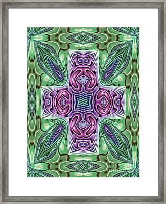 Illuminatus Framed Print