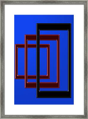 Illusion 1 Framed Print by Tina M Wenger