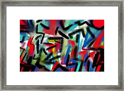 Illusion De Amor  Framed Print by Paul Sutcliffe