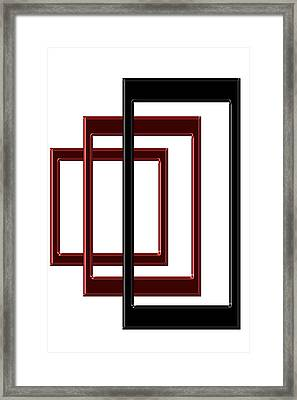 illusion II Framed Print by Tina M Wenger