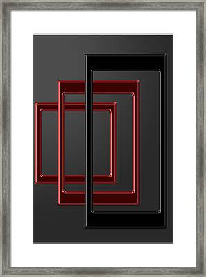illusion III Framed Print by Tina M Wenger