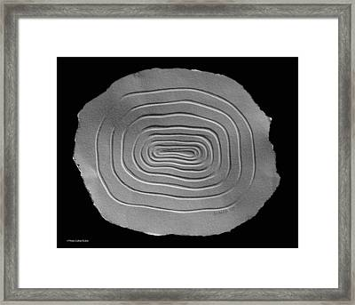 Illusion Framed Print by Suhas Tavkar