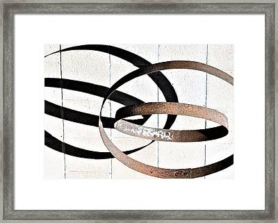 The Teen Age Years Framed Print