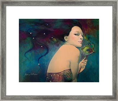 Illusory Framed Print by Dorina  Costras