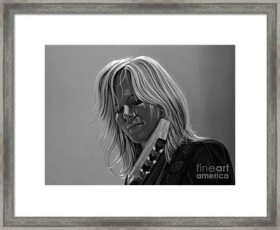 Ilse Delange Framed Print