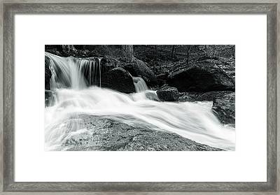 Ilse, Harz - Monochrome Version Framed Print by Andreas Levi