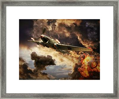 Ilyushin Il-2 Framed Print