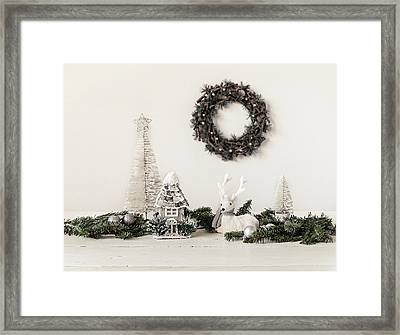 Framed Print featuring the photograph I'm Dreaming by Kim Hojnacki