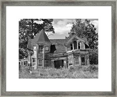 I'm Leaving It To You Framed Print