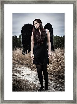 I'm No Angel Framed Print