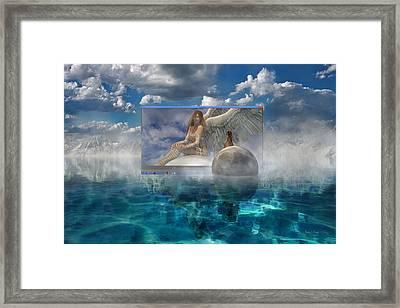 Image Framed Print by Betsy Knapp