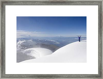 Image Of The Week 1 Framed Print by Fredrik Schenholm