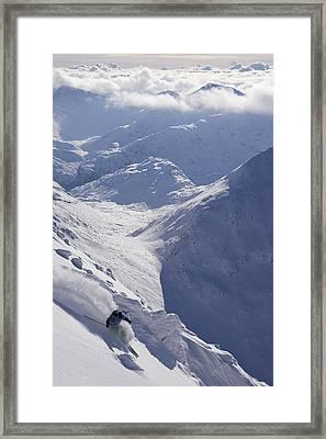 Image Of The Week 4 Framed Print by Fredrik Schenholm