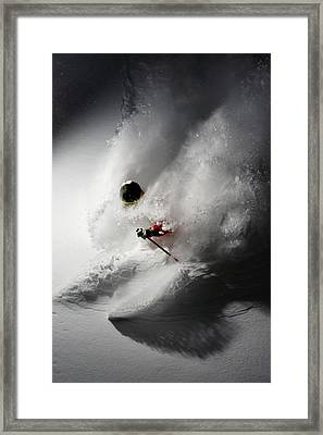 Image Of The Week 5 Framed Print by Fredrik Schenholm