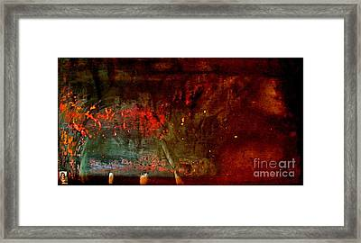 Imagery Rescripting Therapy Framed Print