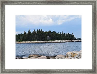 Images From Maine 3 Framed Print