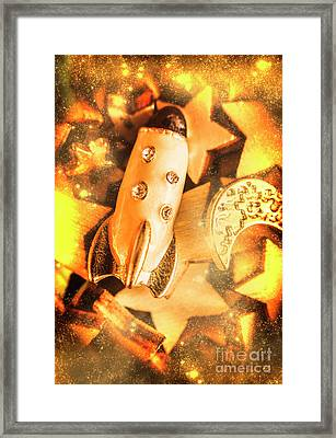 Imaginary Adventure Framed Print by Jorgo Photography - Wall Art Gallery