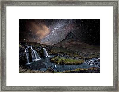 Imaginary Framed Print