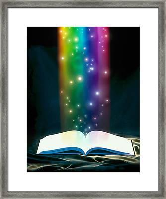 Imagination Framed Print by Gerard Fritz