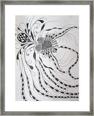 Imagination Framed Print by Rosita Larsson