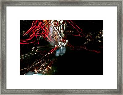 Framed Print featuring the photograph Imagine by Bruno Spagnolo