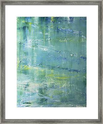 Imagine Framed Print by Dolores  Deal