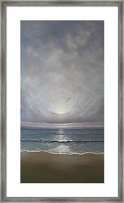 Imagine Framed Print by Paul Newcastle