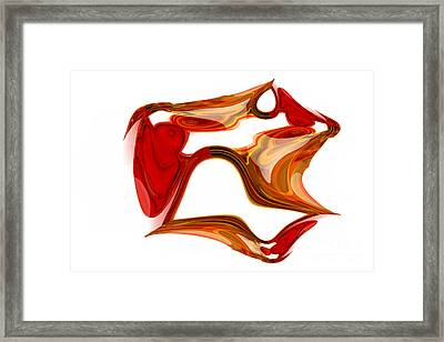 Imanination  Framed Print by Thibault Toussaint