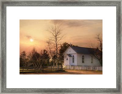 Immaculate Conception Church Framed Print