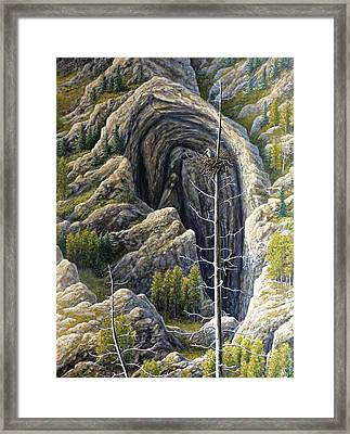 Immensity Framed Print