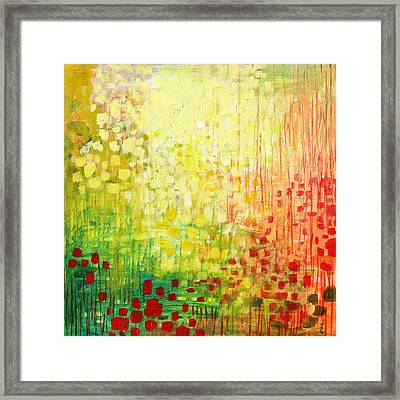 Immersed No 2 Framed Print