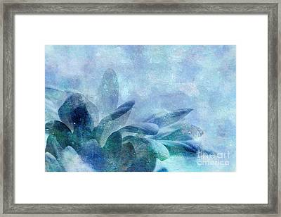 Immobility - 01at Framed Print by Variance Collections