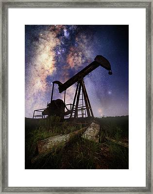 Immortal Framed Print by Matt Smith