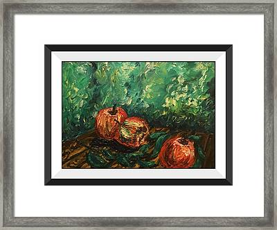 Immortality Framed Print
