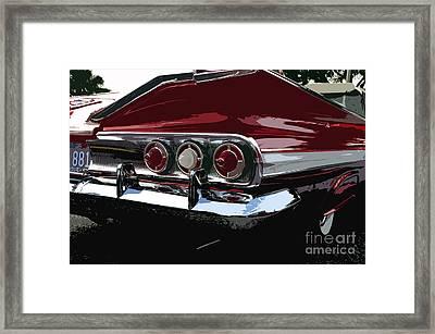 Impala Framed Print by David Lee Thompson