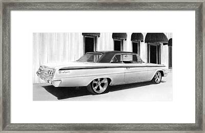 Impala Framed Print by Lyle Brown