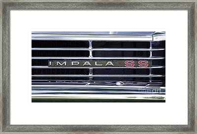 Impala Ss Framed Print
