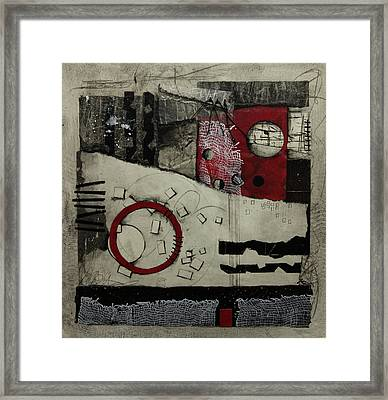 Imperfect Reality  Framed Print